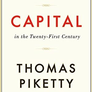 Thomas Piketty – Capital in the 21st century