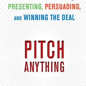 Oren Klaff – Pitch anything