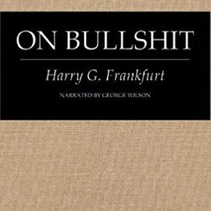 Unlike 'to lie', 'to bullshit' implies an utter indifference towards the notion of truth