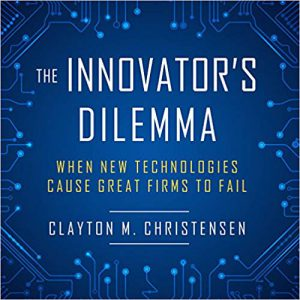 As an incumbent, organize disruptive innovation away from your core business